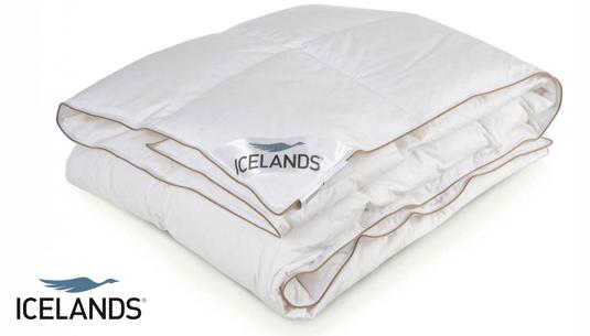 Nórdico básico plumón de Icelands