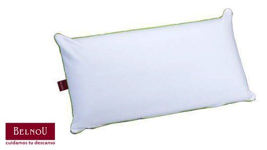 Almohada Belnou Viscogreen mini