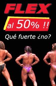 Flex al 50%