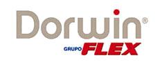 logotipo Dorwin