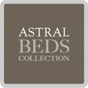 Logotipo marca Astral Beds