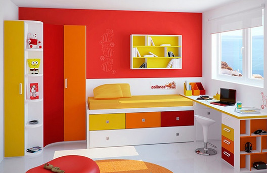 Dormitorios dobles infantiles imagui - Dormitorios infantiles dobles ...