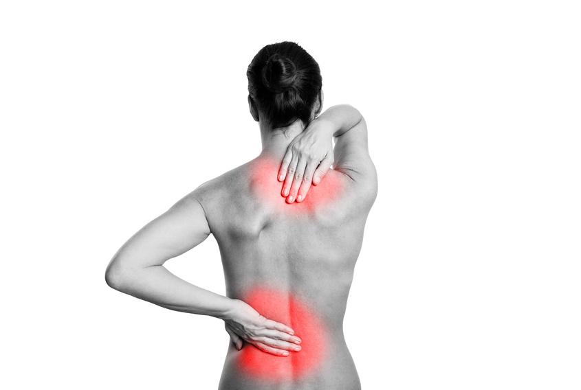 Los dolores en el lado izquierdo dan en la espalda