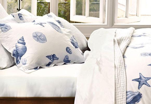C mo decorar los dormitorios para el verano - Textil dormitorio ...