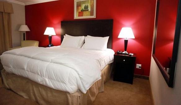 Ideas para decorar el dormitorio en san valent n for Habitacion 14 de febrero