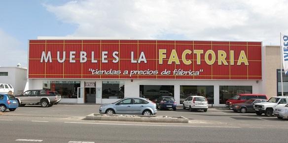 Muebles La Factoría en Canarias