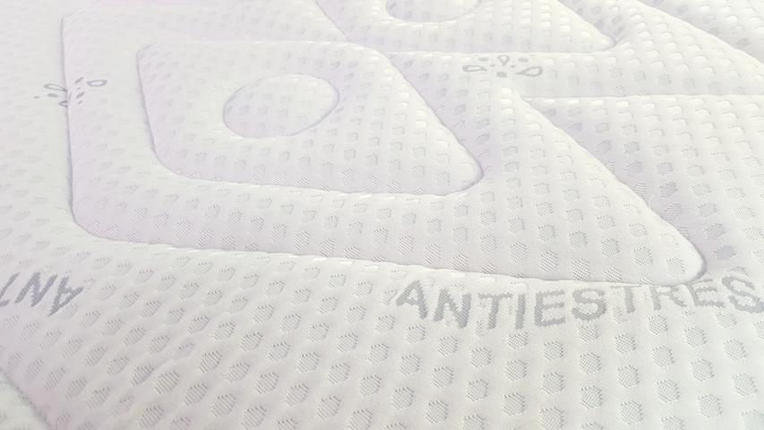 tapicería del colchón