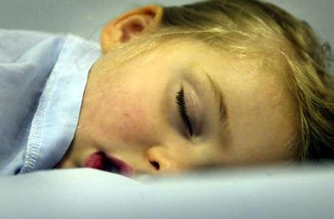 Apnea del sueño en niños, causas, consecuencias, síntomas