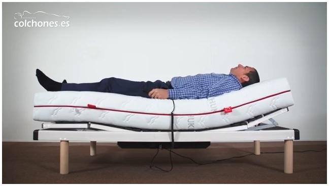 postura para dormir mejor