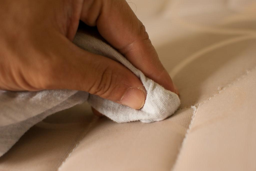 secar un colchón mojado