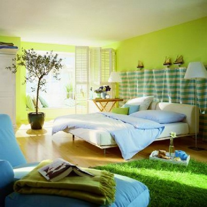 Decorar el dormitorio de invitados