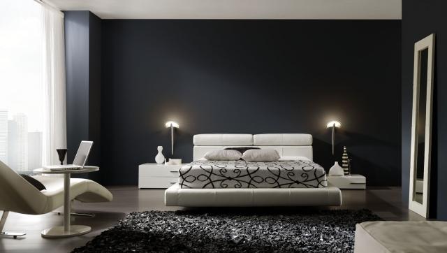 dormitorio-blanco-y-negro