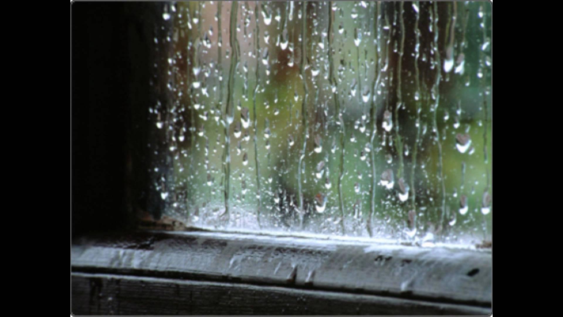 sueño en los días de lluvia