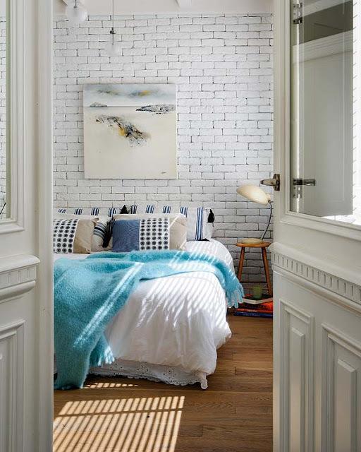 Dormitorio moderno-vintage