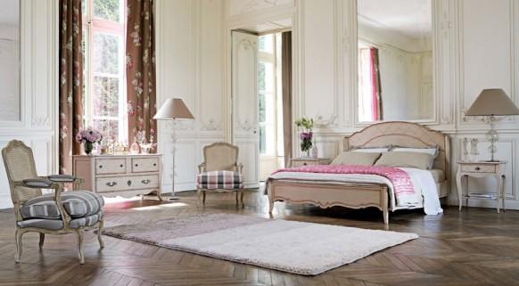 Dormitorio clásico y muy luminoso
