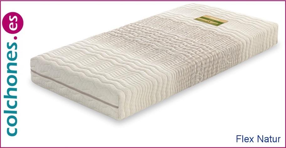 colchón ecológico de Flex