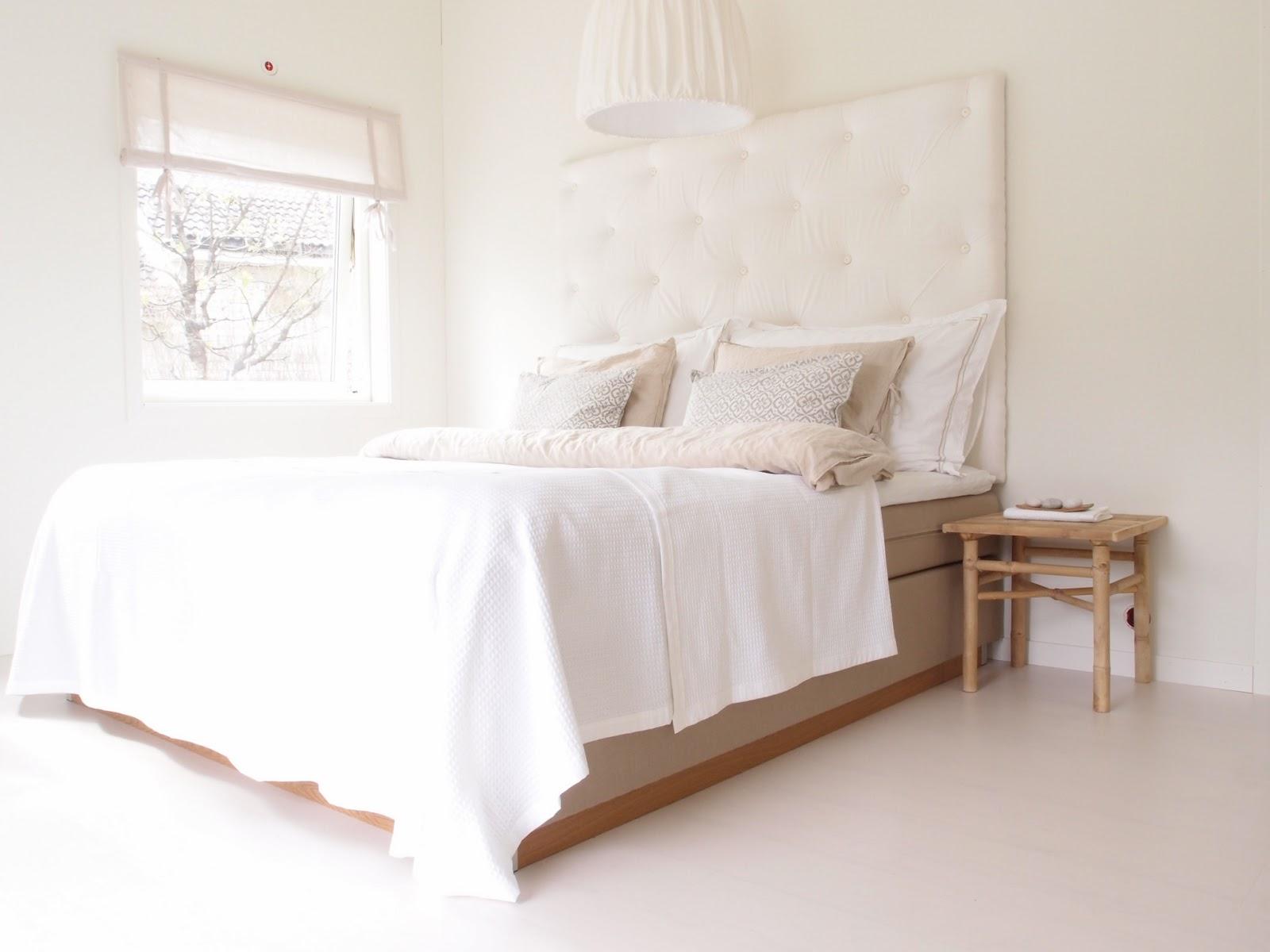 ropa de cama en tejidos naturales