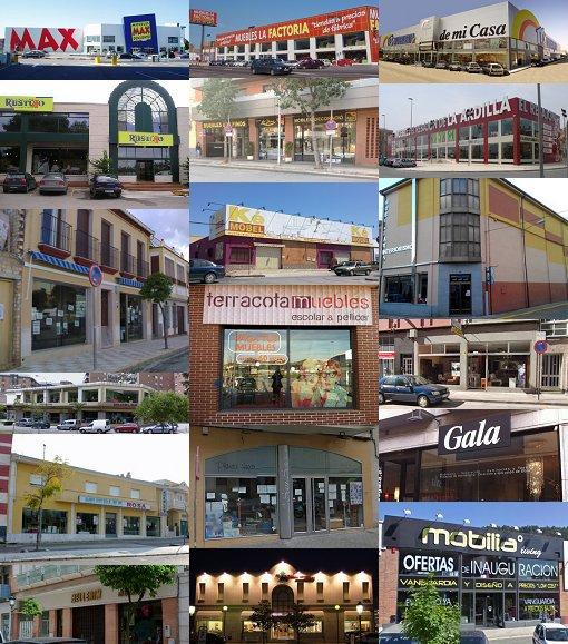 La historia de Colchones.es: Tiendas oficiales