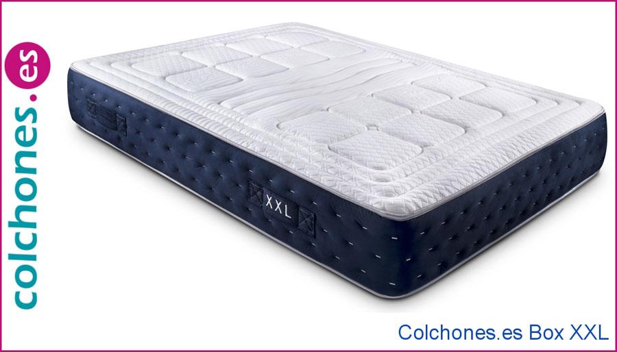 colchón para pesos más de 100kg