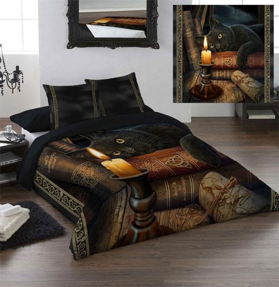 Dormitorio y Nordico miedo
