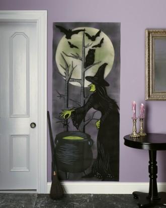 Vinilos de brujas