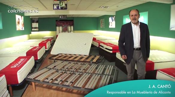 tiendas de colchones en Alicante como la Mueblería