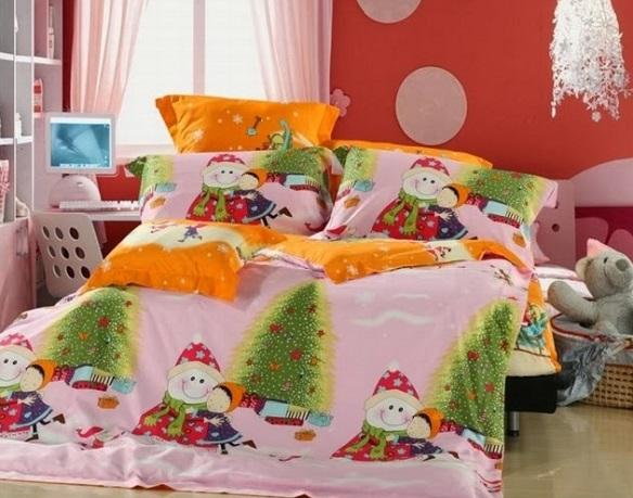 Dormitorio para Navidad