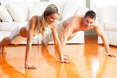 entrenamiento desde casa en pareja. Fuente: 2.bp.blogspot.com