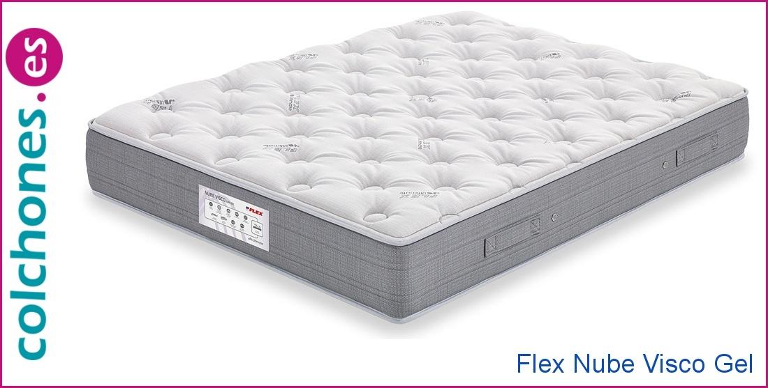Nube Visco Gel de Flex mejor colchón