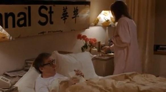 Escena película Woody Allen