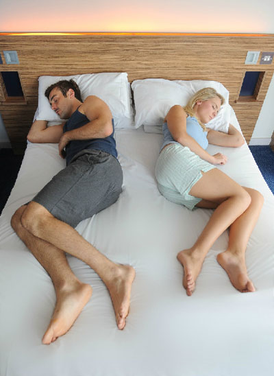 En qué lado y cómo te gusta dormir. Fuente: http://danong.com/
