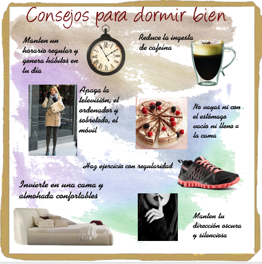 Consejos para dormir bien. Fuente: http://3.bp.blogspot.com/