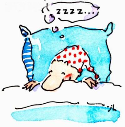dormir bien. Fuente: http://www.atlixco.com/