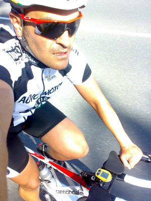 Bici Cannondale de Aitor