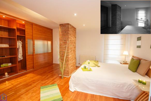 Home Staging dormitorio