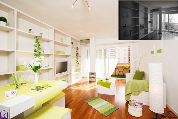 Salón Home Staging