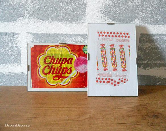 Manualidades pop-kitsch