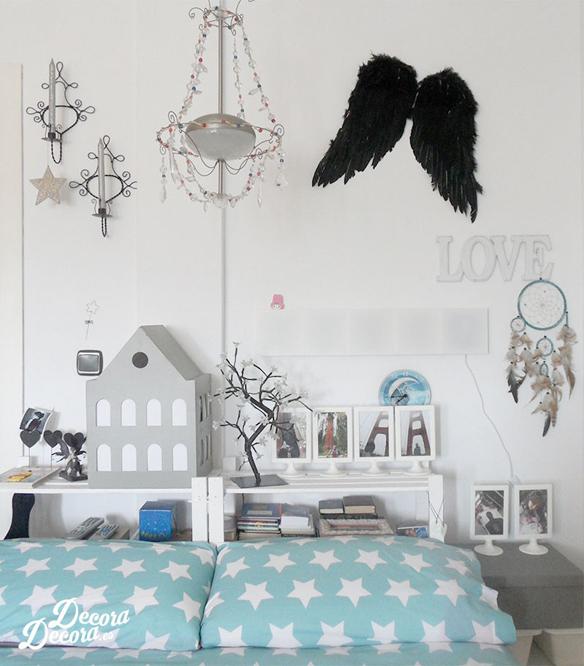 Dormitorio Cristina Sanjosé Decoradecora.es