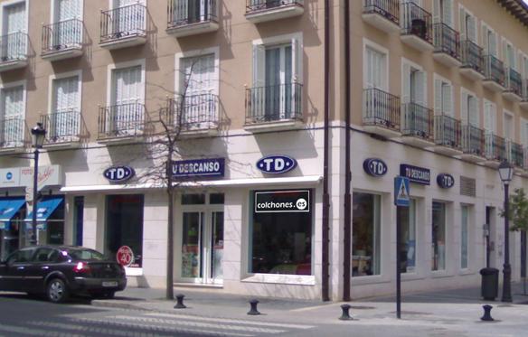 Tu Descanso Aranjuez, distribuidor oficial de Colchones.es en Madrid