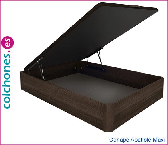 Canapé abatible Maxi de Descansor, a la venta en Colchones.es