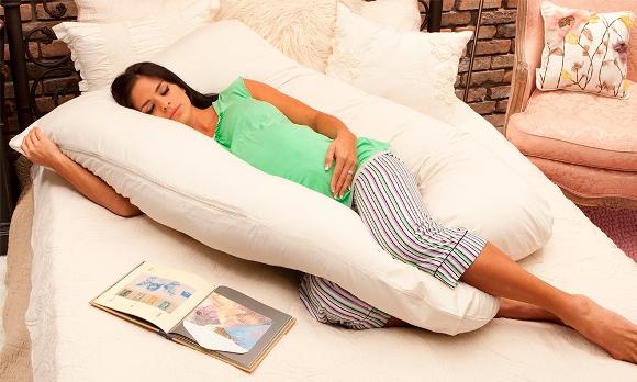 Dormir durante el embarazo. Fuente: http://sonriemama.com/