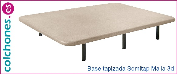 Bases tapizadas de Colchones.es
