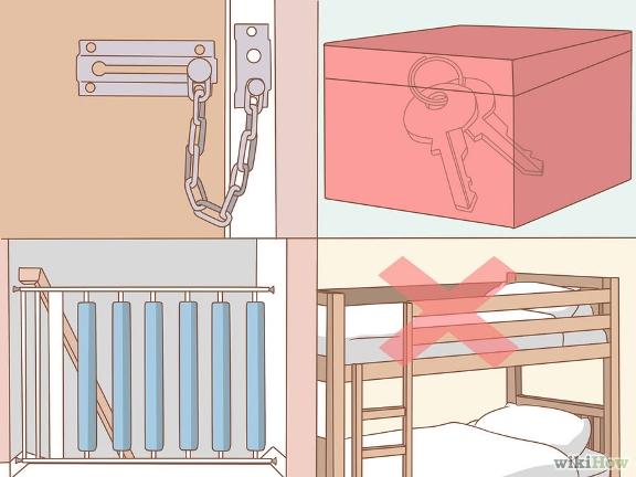 prevenir-el-sonambulismo. Fuente: http://es.wikihow.com/