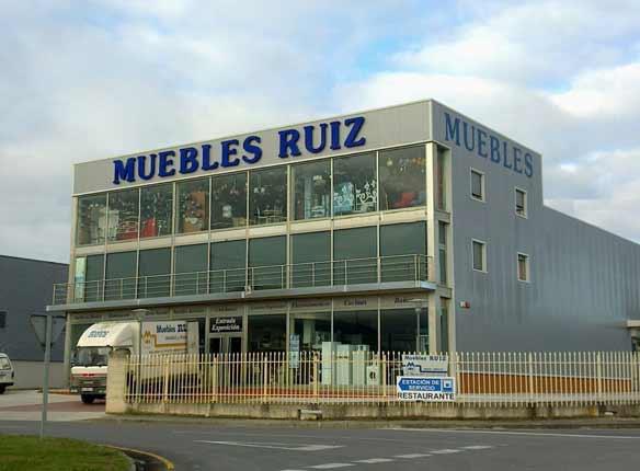 Muebles Ruiz, distribuidor de Colchones.es en Burgos