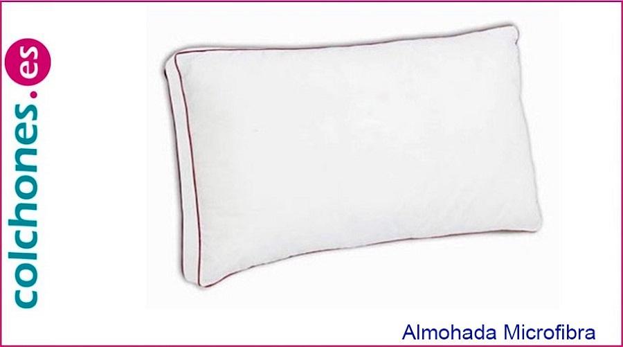 Almohadas dormir boca arriba microfibra