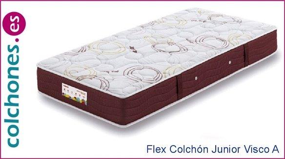 probar el colchón Junior Visco A de Flex