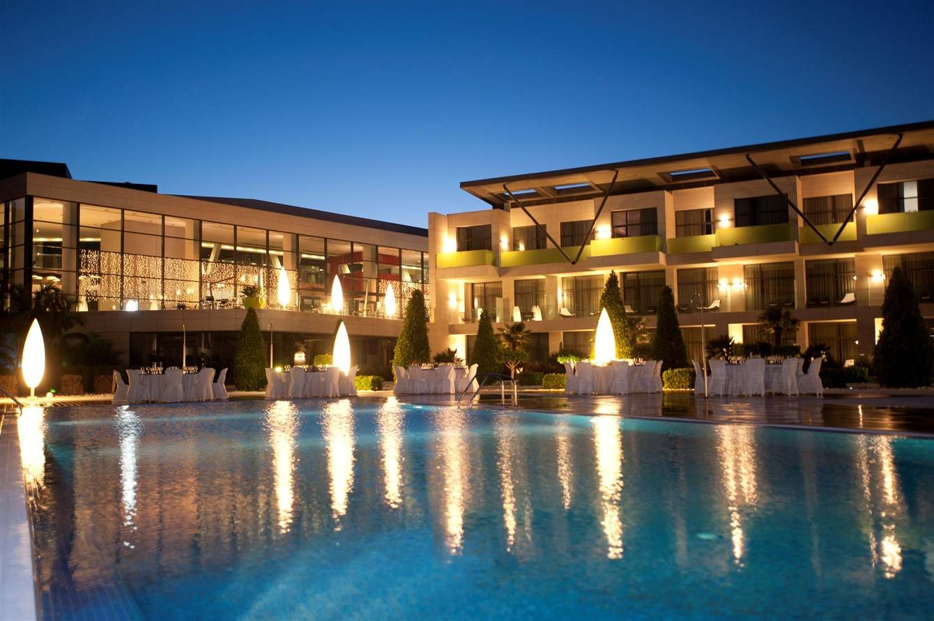 la finca golf resort piscina