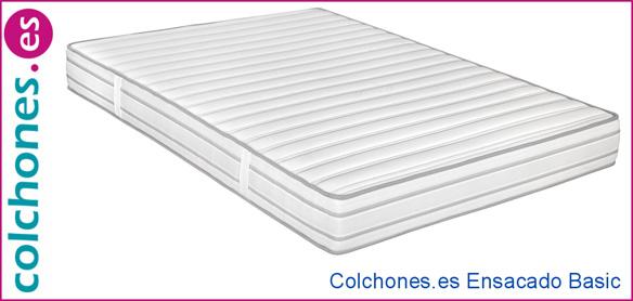Colchón Ensacado Basic de Colchones.es