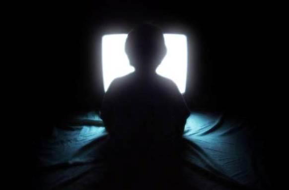 televisión en el dormitorio infantil. Fuente: http://oaxaca.me