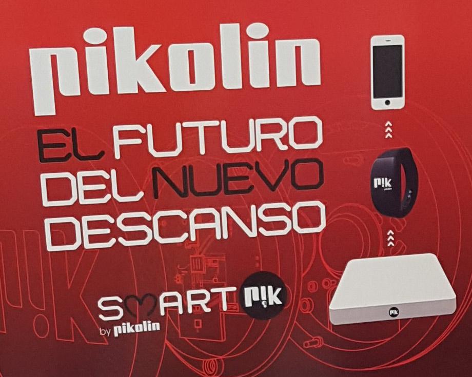Colchón Pikolín inteligente Smart Pik